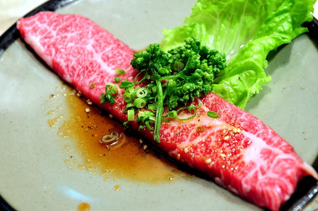秘苑燒肉-ササミ(ササニク) (1枚 700)