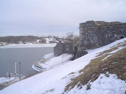Fortaleza de Suomenlinna, Finlandia