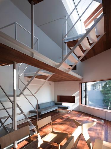 03 modern urban home design interior design staircase - Urban Home Design
