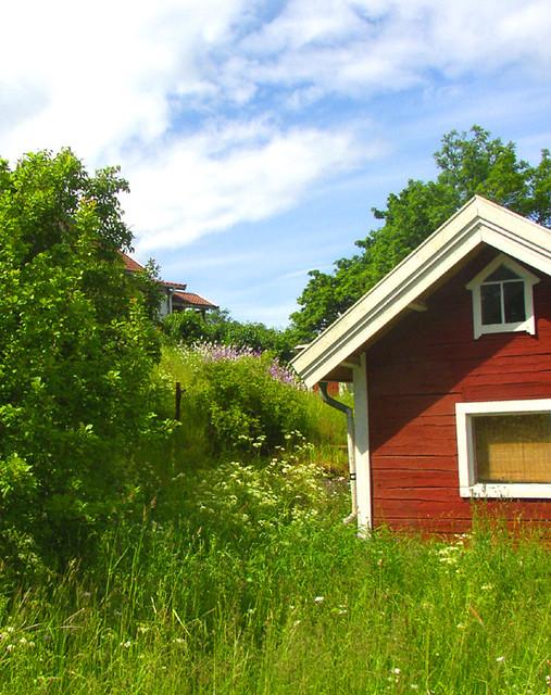 Midsummer in the Stockholm Archipelago