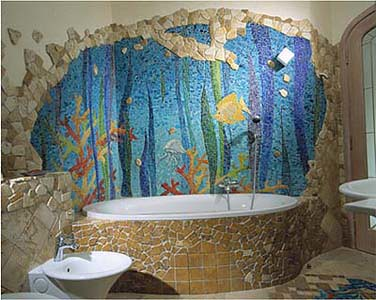 3665308057 for Mosaic bathroom designs