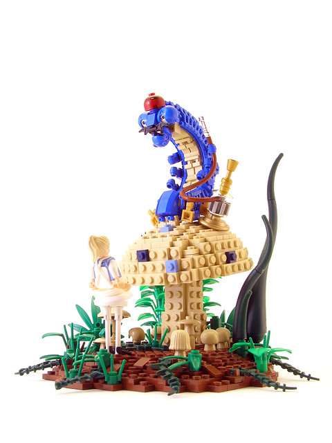 LEGO Alice in Wonderland - a gallery on Flickr