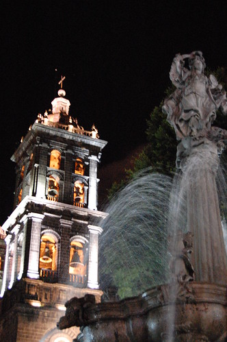 "DSC_0151 Centro Histórico de Puebla ""Zócalo"" por LAE Manuel Vela"