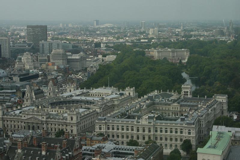 Open House London - The London Eye