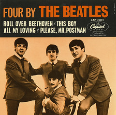 Four-By-The-Beatles-EP