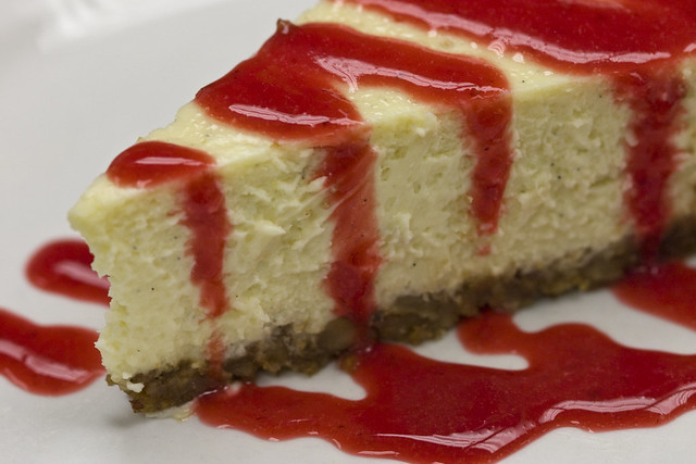 cheesecake experimente comida americana