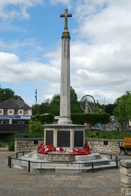 Radstock War Memorial