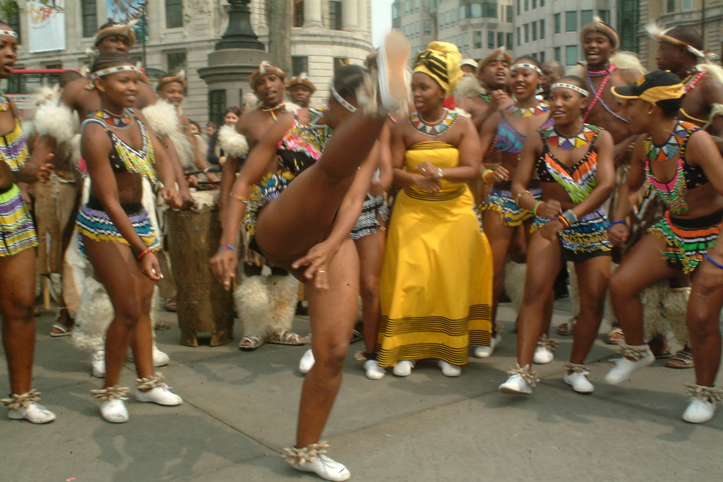 Zulu Woman Porn Photos 9