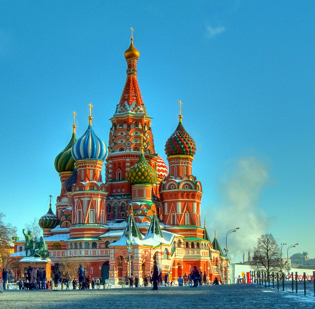 5th Grade, Russian Architecture - Lessons - Tes Teach