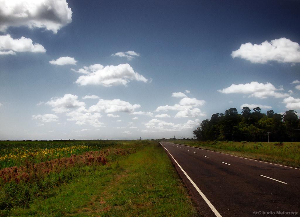 On the road again ... / De nuevo en el camino ...