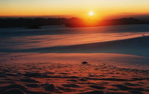 chile sunset mountain sunrise trekking landscape atardecer backpacking andes montaña cordillera chilecentral cordilleradelosandes regióndelbiobío ñuble volcánchillán termasdechillanski