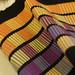Warp-faced (rep weave) sample