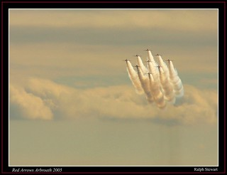 Red Arrows Arbroath 2005
