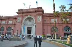 Dont forget to visit the Egyptian Museum - Things to do in Cairo