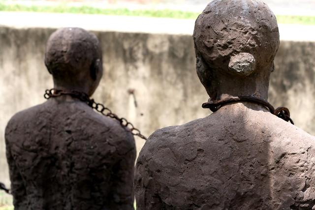 Zanzibar: Memory of slaves