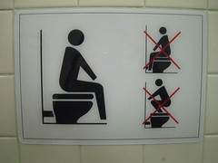 Toilet Instructions