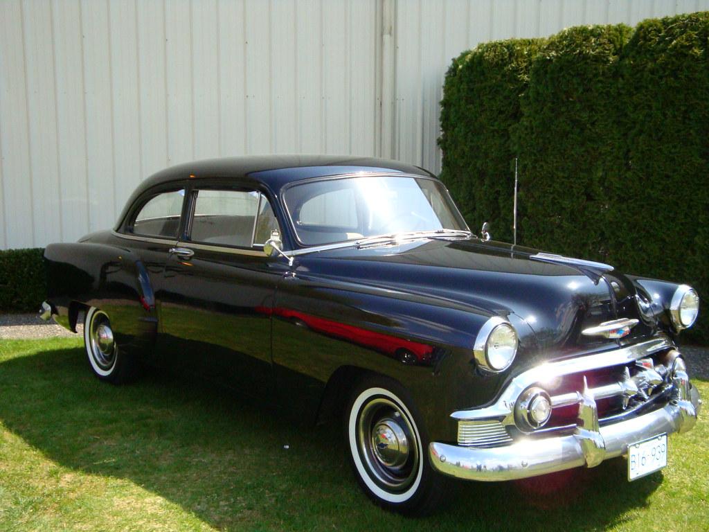 1953 Chevy 4 Door Of 1953 Chevrolet One Fifty 2 Door Sedan A Photo On Flickriver