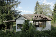 building, hut, farmhouse, shack, property, cottage, house, home, rural area,