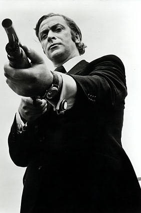 "Michael Caine in ""Get Carter"""