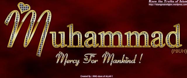 Muhammad(pbuh) :: Mercy for Mankind 4