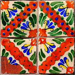 textile(0.0), furniture(0.0), throw pillow(0.0), flooring(0.0), art(1.0), pattern(1.0), flower(1.0), child art(1.0), design(1.0),