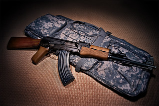 AK-47 Assault Rifle