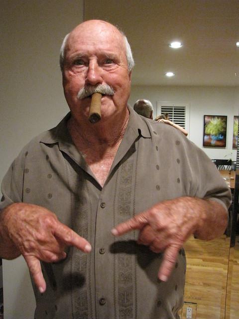 Drunk Grandpa 34