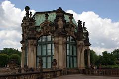 2009-06-11 06-14 Dresden 117 Zwinger