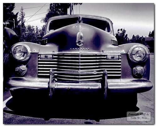 bw contrast rust oldcar hdr 1947 ukiah ukiahcalifornia 1947cadillac glixpix kevinrenz kdrenz
