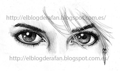 woman's eyes II