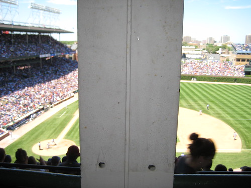 Wrigley Field: Cubs - Indians