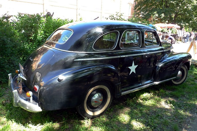 1946 gm cars of the day lord k for 1946 chevy 4 door sedan
