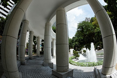 Fisheye at Hong Kong Park with DxO (1)