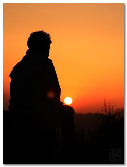 Lamentation of the solitude