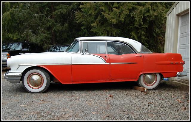 1956 pontiac 4 door hardtop flickr photo sharing for 1956 pontiac 2 door hardtop
