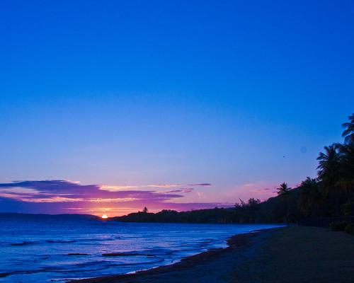 sunset puertorico guanica copamarina canon40d