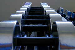 Dumbbells by bepositivelyfit