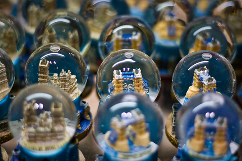 Souvenir Snow Globe