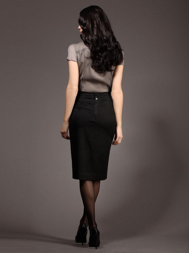 Rachel Roy Pencil Skirt (back)  09879e7c7fc