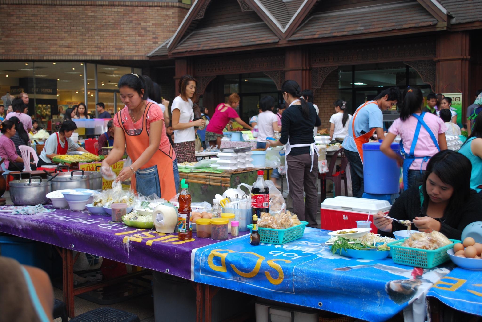 Naam Pla Thai Kitchen Castlemaine Menu