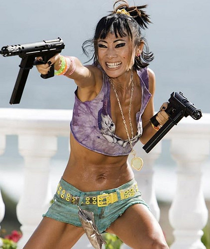 Bai Ling Crank 2's script may have been the most offensive Jason Statham