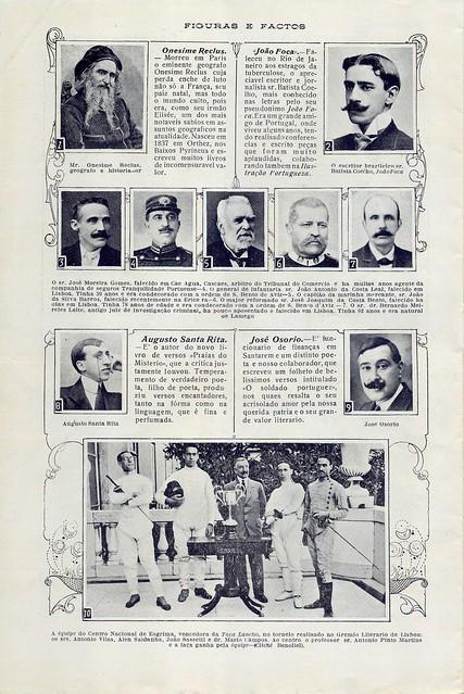 Ilustração Portugueza, No. 543, July 17 1916 - 23