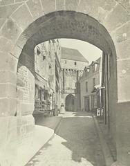 Mont Saint-Michel. The King's Gate