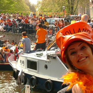 HOLLAND - Queen's Day