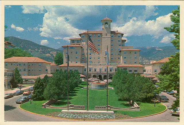 Broadmoor Hotel Colorado Springs Co Flickr Photo Sharing