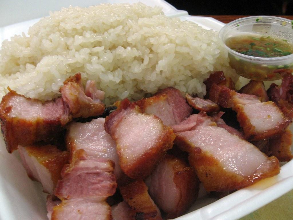 Sticky Rice and Pork