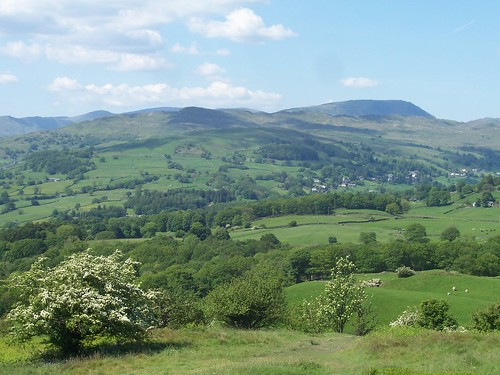 Looking towards Wansfell direction