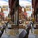 little italy sidewalk cafe by Depth of Life MWW
