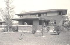 George Barton House, Darwin Martin House Complex, Buffalo, NY