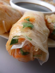 dim sum food, egg roll, spring roll, food, dish, cuisine,